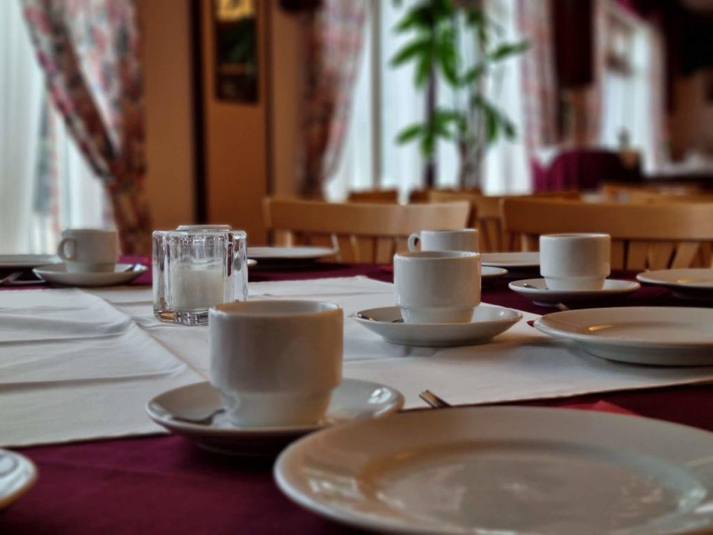 Koffietafel bij Café Dennenoord in Roggel