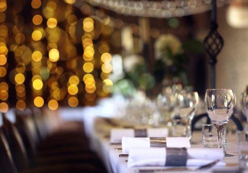 Bruiloft vieren bij Café Dennenoord in Roggel